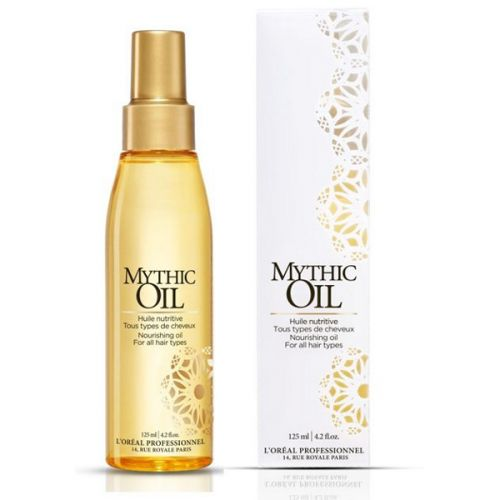 Loreal Mythic Oil Leave-in Mythic Oil 125ml