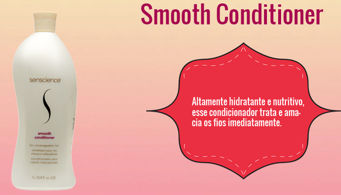 Smooth Conditioner Senscience